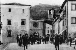 Memory and History in Valnerina. The city of Cascia in Black & White